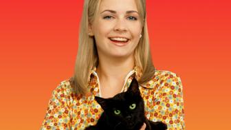 UNITED STATES - CIRCA 1996:  SABRINA, THE TEENAGE WITCH-- Melissa Joan Hart stars as Sabrina, a nice, adolescent witch who constantly wreaks havoc while trying to keep her powers secret in order to live a normal, teenage life, in the new comedy series premiering this fall, airing FRIDAYS (8:30-9 pm, ET) on the ABC Television Network.  (Photo by George Lange/ABC via Getty Images)