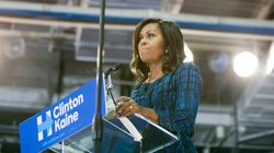 Michelle Obama On Trump's Temperament: 'We Need An Adult In The White