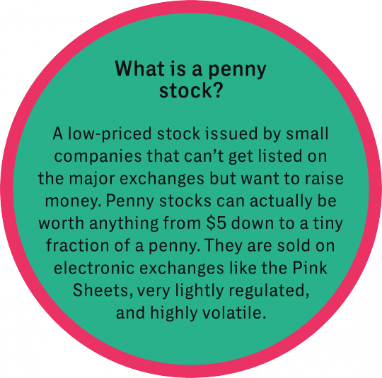 The Money Is Gone: A Look At The Pump-And-Dump In Penny Stocks