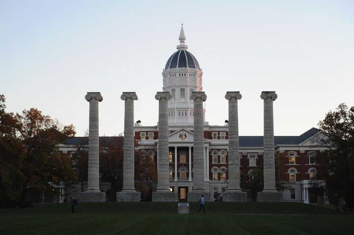 A group of black students at the University of Missouri claim to have been the target of a racially motivated attack on campu