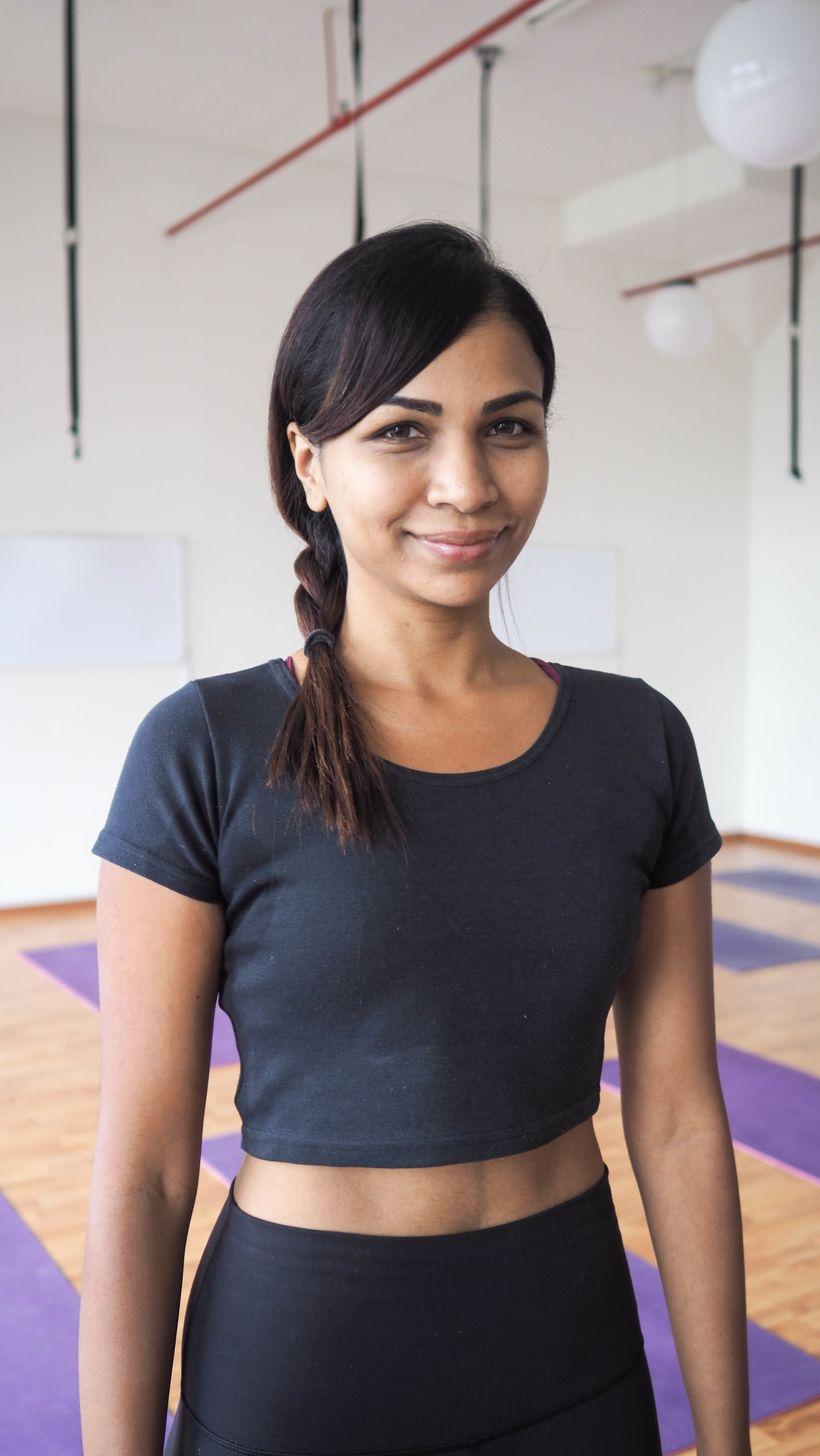 Life Coaching & Teaching Yoga today