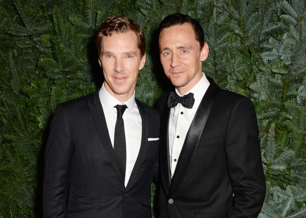 Tom Hiddleston shuts down Taylor Swift questions from Benedict Cumberbatch
