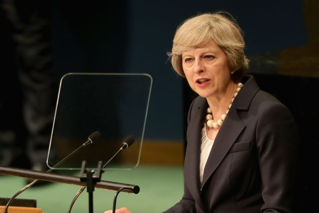 Theresa May was accused of not setting out a 'clear plan' for