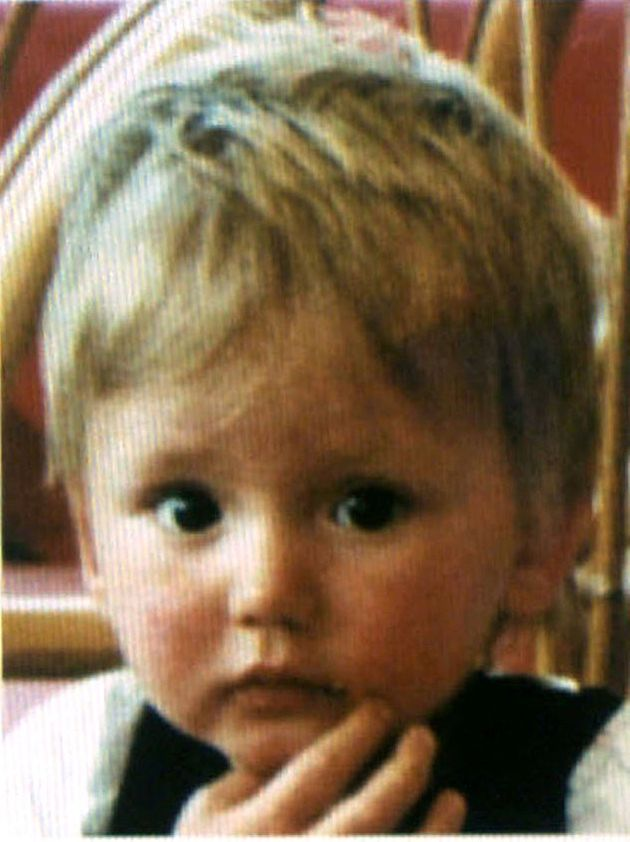 Ben was 21 months old when he disappeared in 1991 while being looked after by his