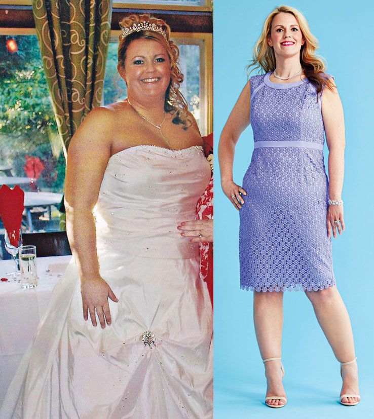 Bride Who Couldn't Breathe In Size 22 Dress Plans Second Ceremony After Losing Eight
