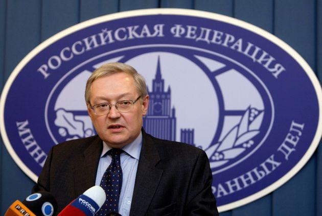 Russian Deputy Foreign Minister Sergei