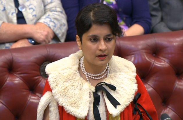 Shami Chakrabartiwas accused of 'steryotyping' Essex