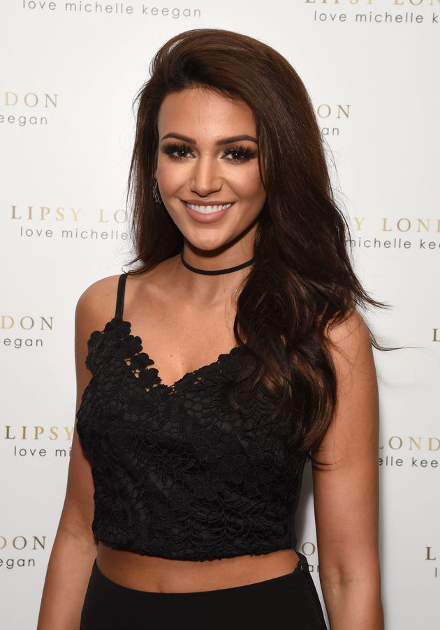 Michelle Keegan is taking on 'The Crystal