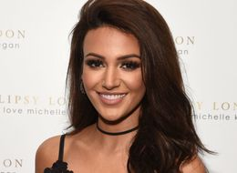Michelle Keegan Signs Up For New 'Crystal Maze'
