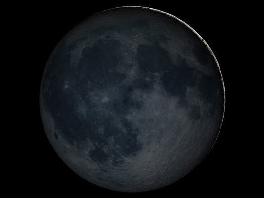 A Black Moon Is Coming, But It Doesn't Mean The World Is