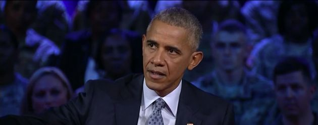There's A Really Good Reason Why Obama Doesn't Call ISIS 'Islamic