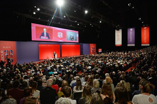 The peer made her remarks at Labour's annual