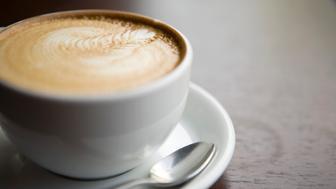 Steamy Cappuccino