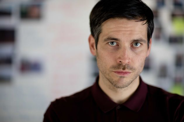 Rob James-Collier is willing to wait for good work following his 'Downton'