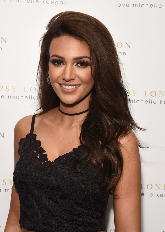 Michelle Keegan Wows At New Lipsy Collection