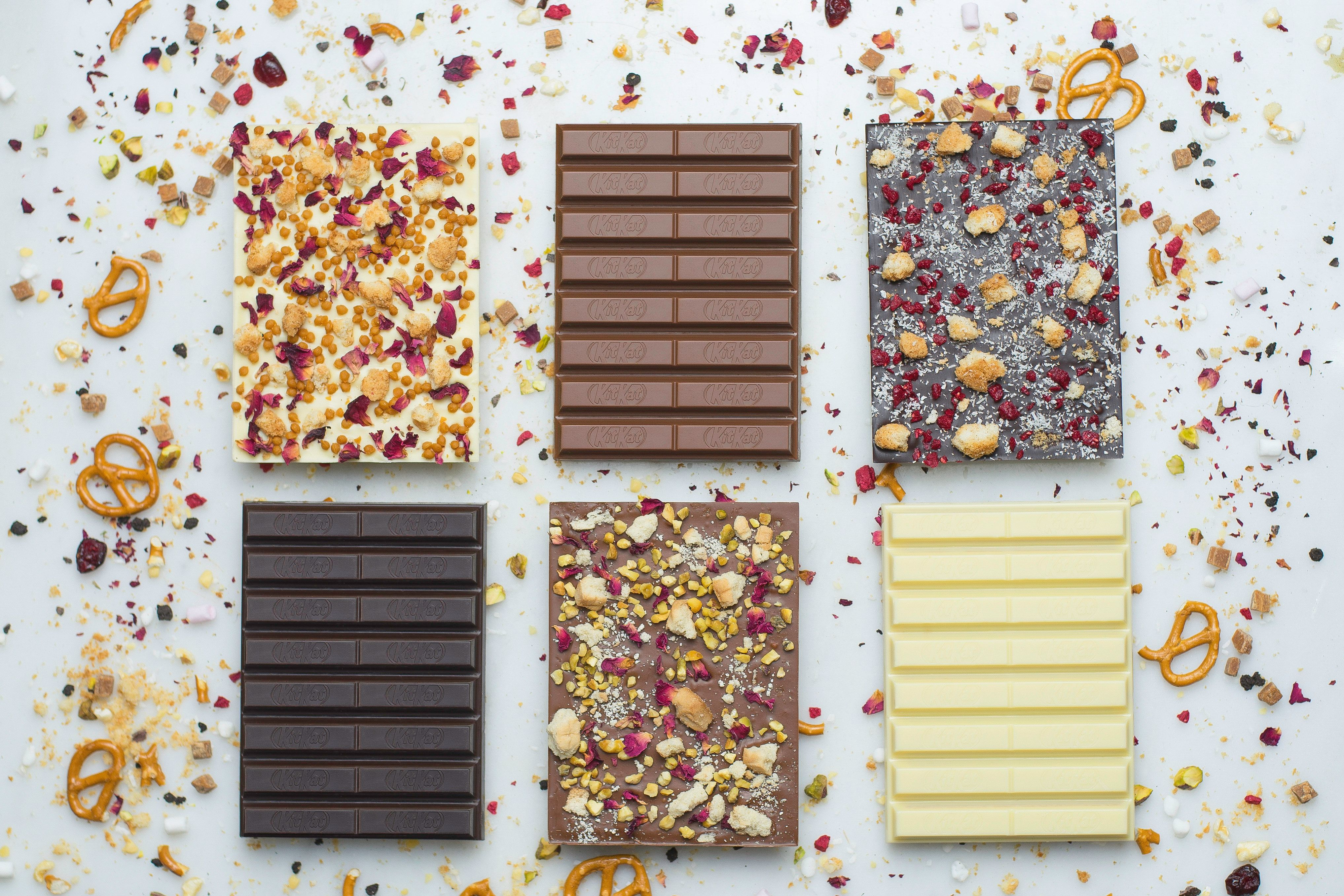 New KitKat Pop-Up Lets You Customise Chocolate To Your Heart's