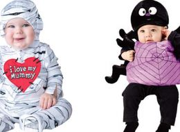 9 Adorable Halloween Costumes For Babies