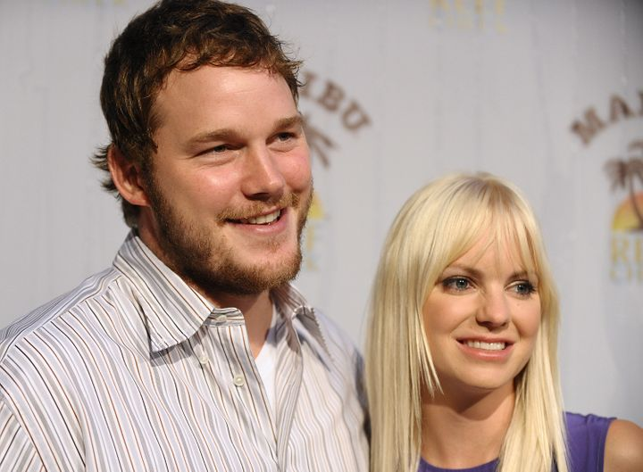chris pratt misses the days when he was fat and so does anna faris