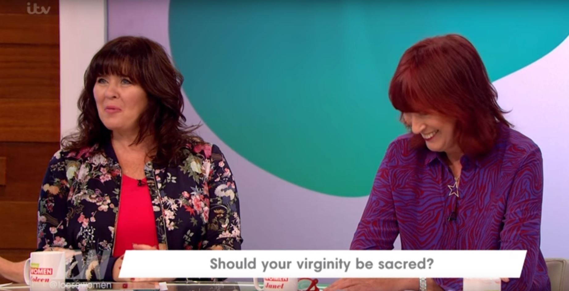 The 'Loose Women' Shared Their Virginity Stories And We're Not Sure How To