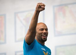 WATCH LIVE: Rapper Common Talks Activism And His Upcoming Album