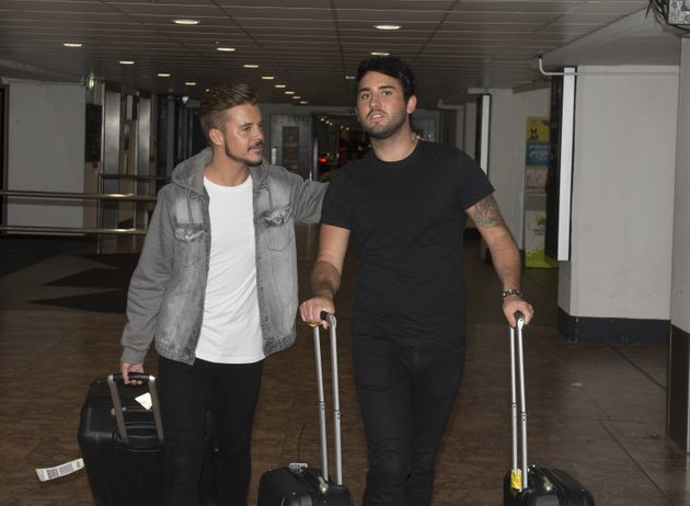 Ryan Ruckledge and Hughie Maughan have announced their