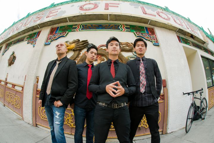 The Supreme Court on Thursday agreed to hear a case brought by The Slants, who are fighting a law against trademarking offens