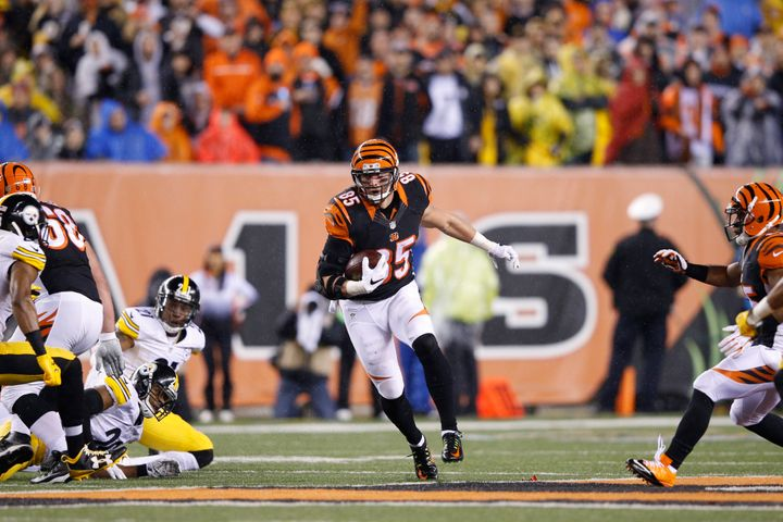 Tyler Eifert's return to the Cincy lineup will be a welcomed sign for Andy Dalton.