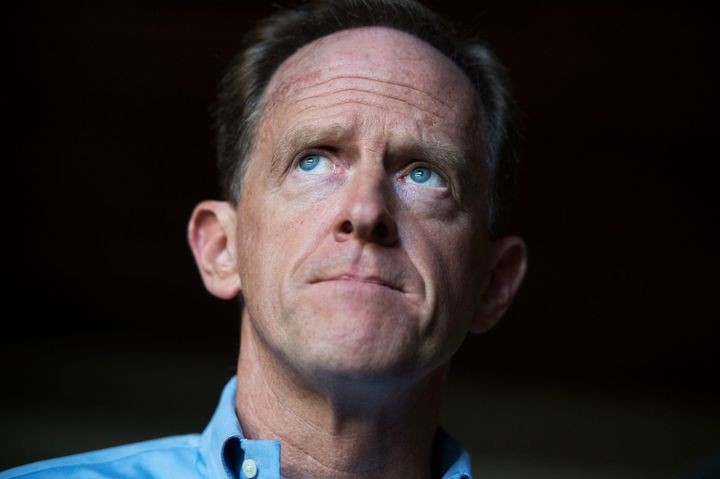Sen. Pat Toomey (R-Pa.) is running in the most expensive Senate race in the country.
