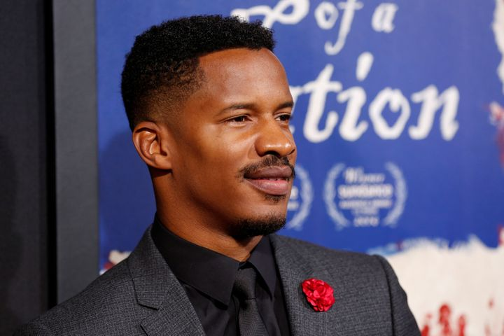 "Nate Parker, controversial director of ""The Birth of a Nation."""