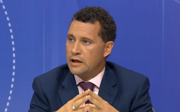 Steven Woolfe on BBC Question