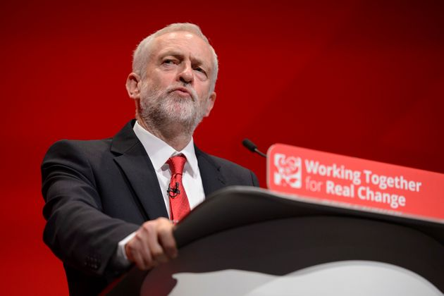 Corbyn said Labour would 'not offer false promises on immigration as the Tories have