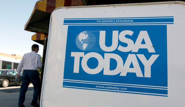 USA Today is breaking its own tradition and taking a side in the 2016 race.