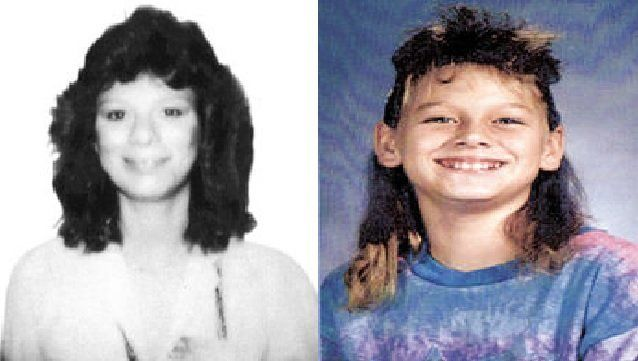 Lisa Story left and Robin Cornell were brutally murdered in May 1990
