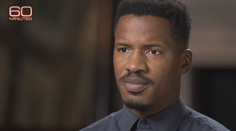 """Nate Parker's """"60 Minutes"""" interview will air Sunday."""