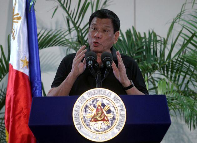 Philippines President Duterte Likens Himself To Hitler, Wants To Kill Millions Of Drug
