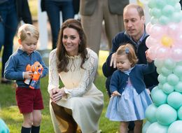 Prince George And Princess Charlotte Had The Best Time At This Kids' Party
