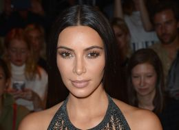 Kim Kardashian Wears The Naked Dress To End All Naked Dresses