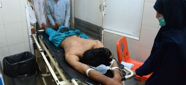 UN Accuses U.S. Of Deadly Drone Strike On Afghan Civilians