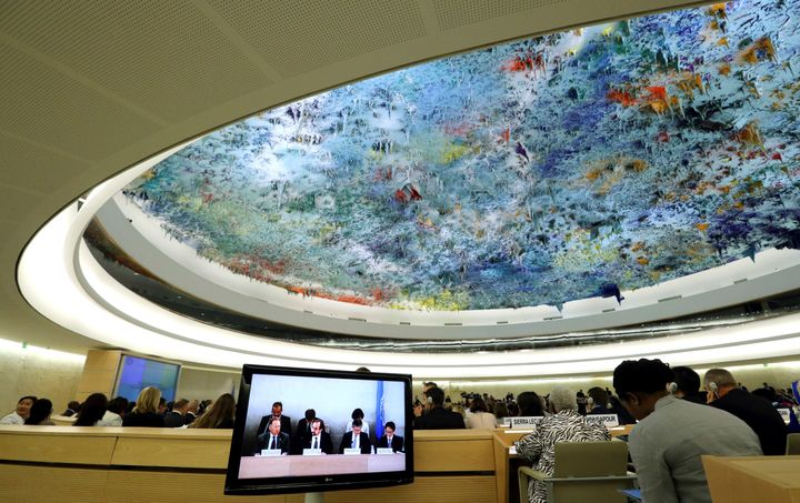 The 33rd session of the Human Rights Council concludes Friday.