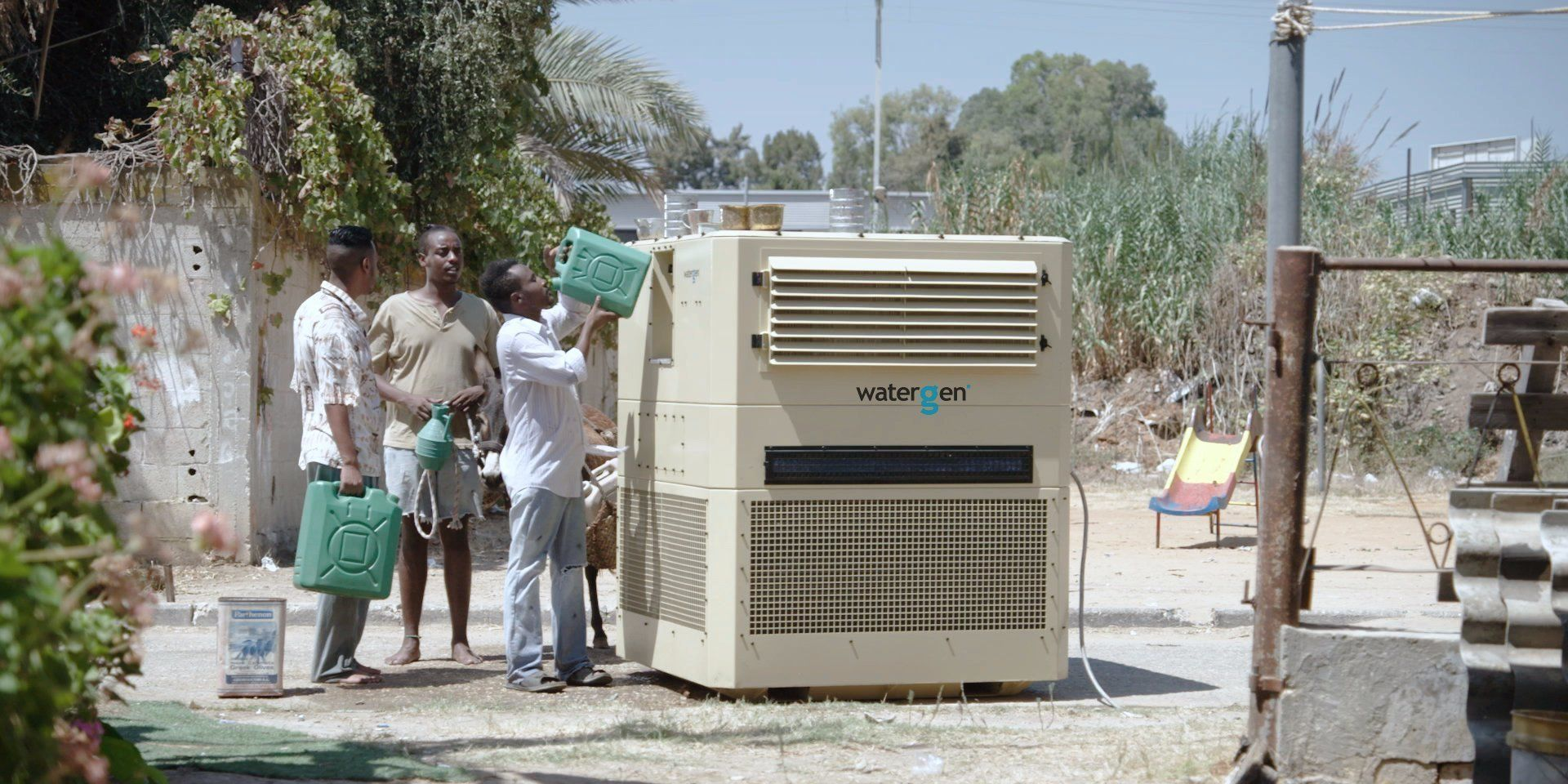 Water-Gen has shifted its focus to providing its technology to communities facing water scarcity.