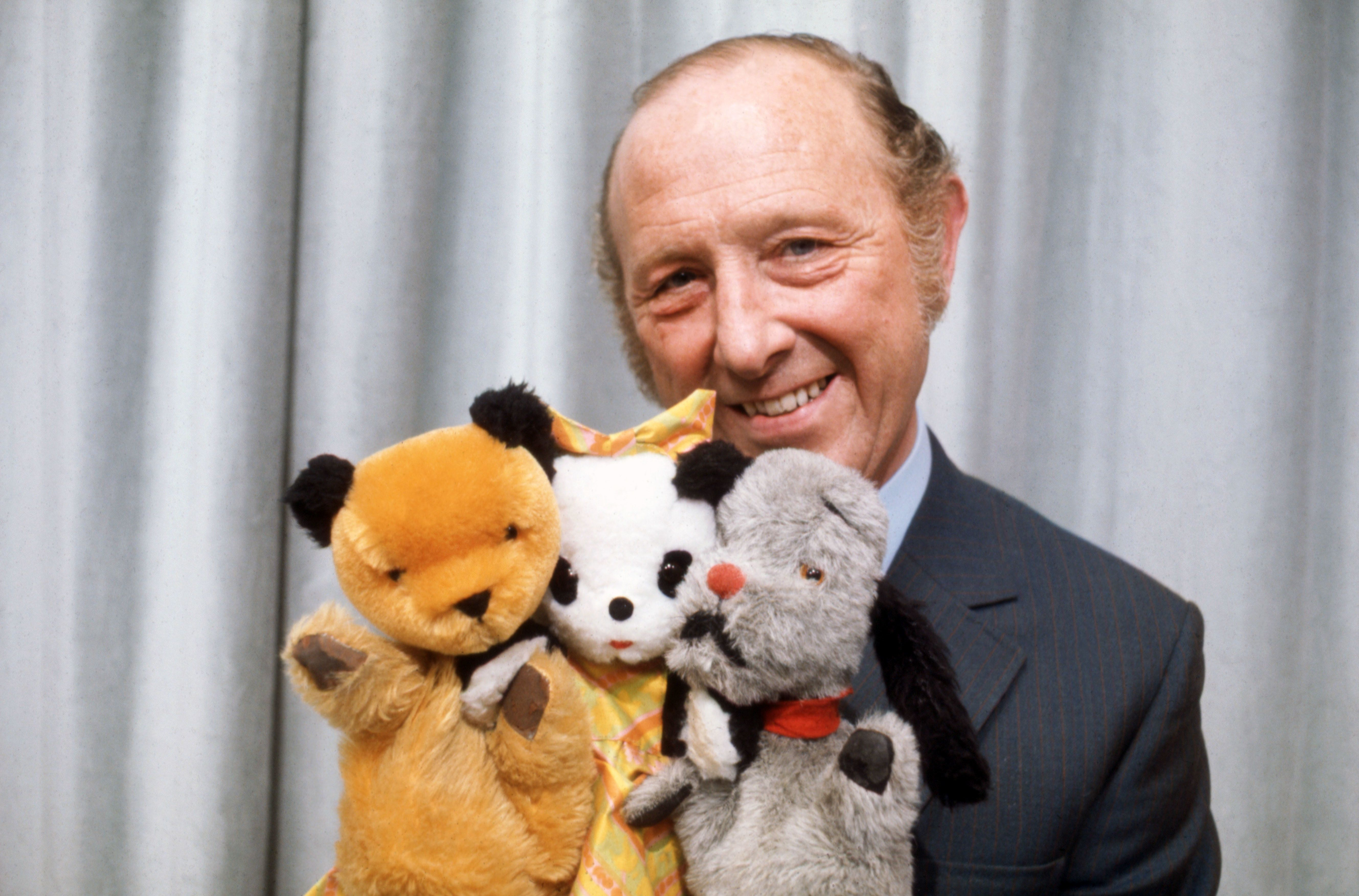 Harry Corbett was the creator of Sooty and his