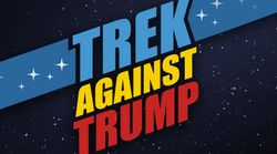 'Star Trek' Universe Sets Phasers To Stun 'Amateur' Donald