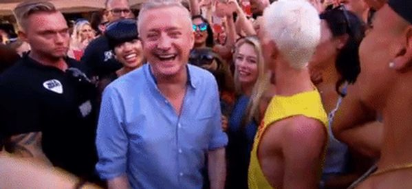 Louis Walsh Clubbing In Ibiza Is Our New Favourite Thing