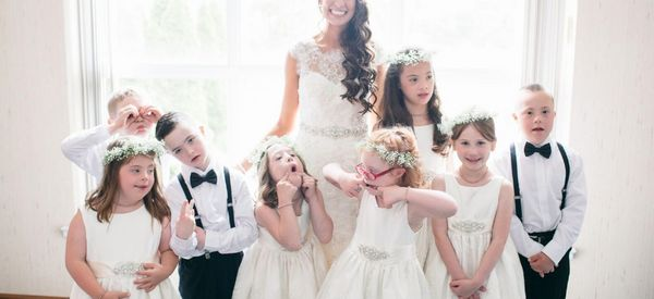Teacher Invited SEND Pupils To Her Wedding And It Was Beautiful