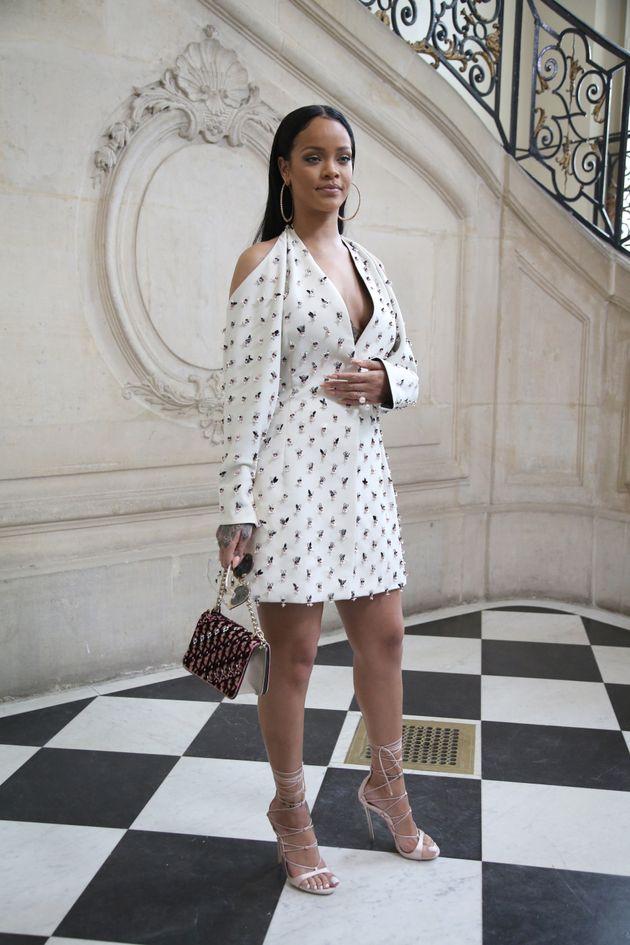 Christian Dior Had The Most Star-Studded Paris Fashion Week