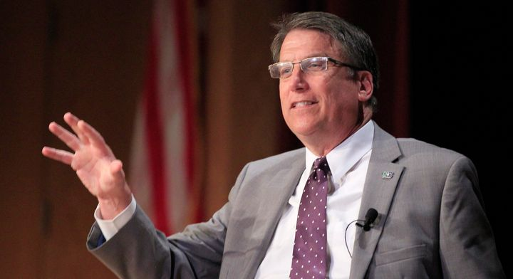 North Carolina Gov. Pat McCrory's (R) decision to sign HB2 into law has cost the state a significant amount of business.&nbsp