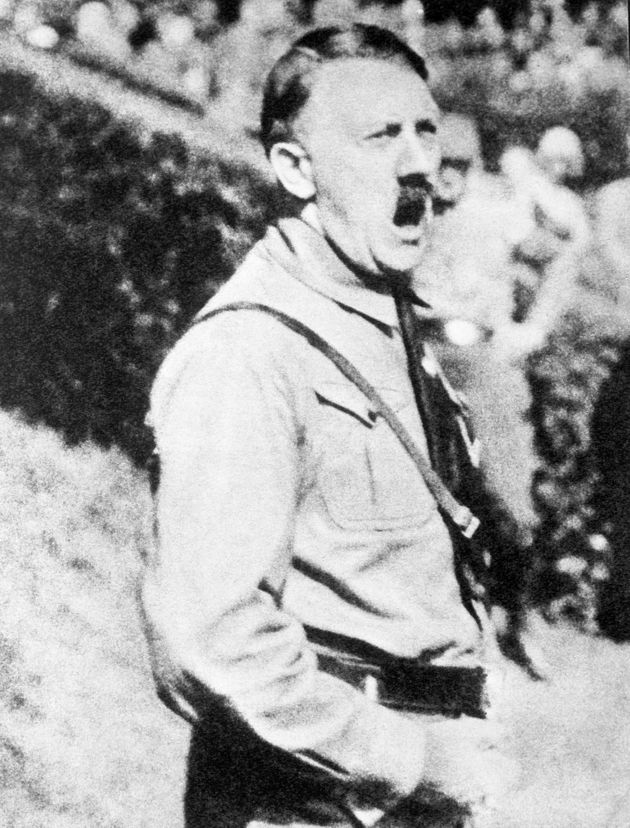 Historians say 6 million Jews were killed by the Nazis under Adolf Hitler before and during World War