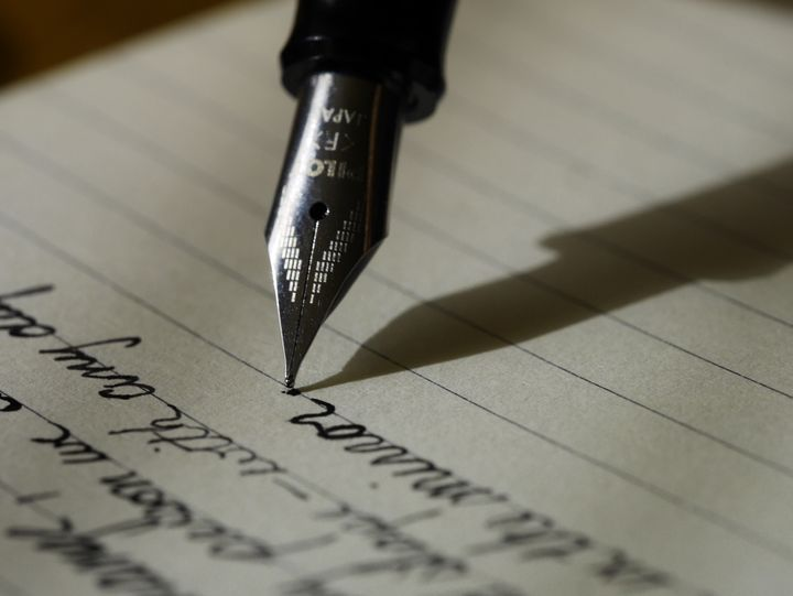 Writing a letter to an editor