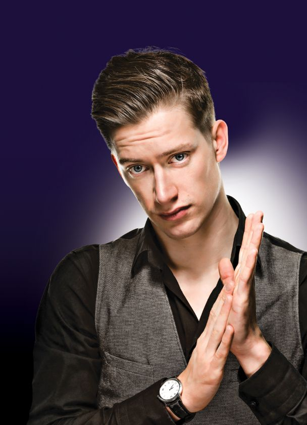 Daniel Sloss has been invited on to Conan O'Brien's show six