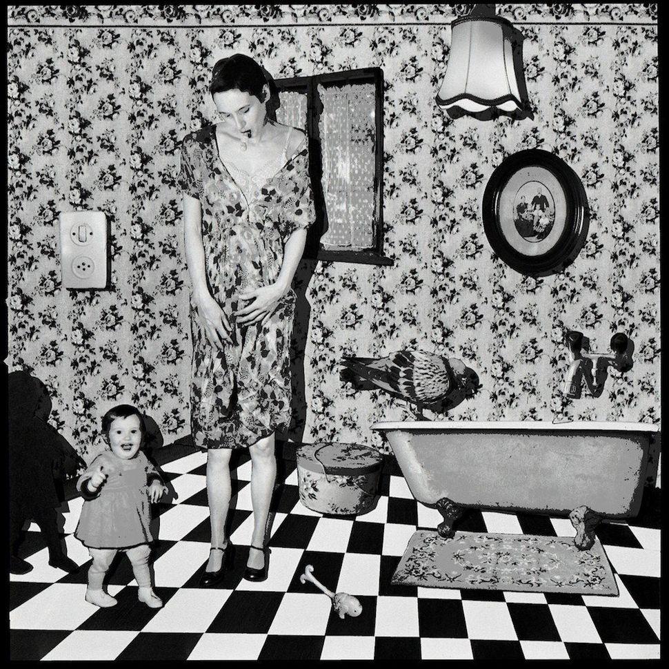 "Cornelia Hediger, ""Bathtub,"" 2015"